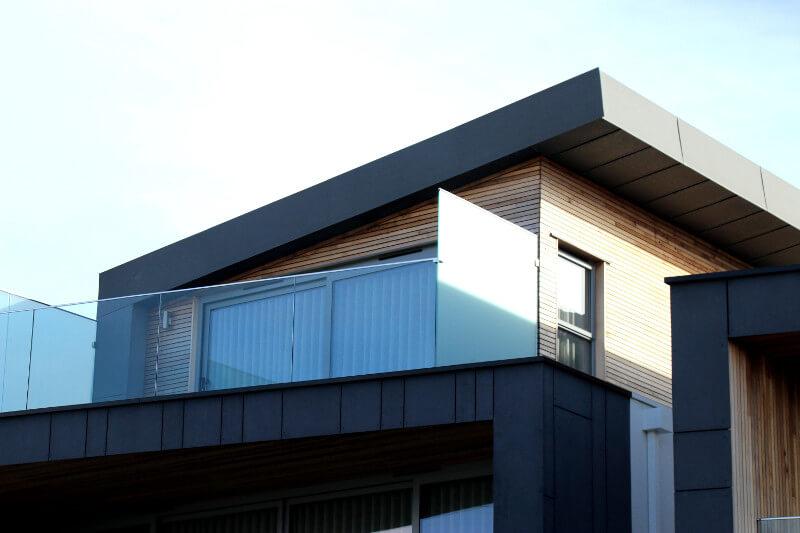Modern House Sunlight