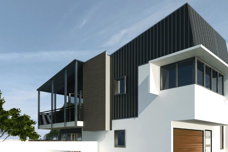 Modern Housing Dark
